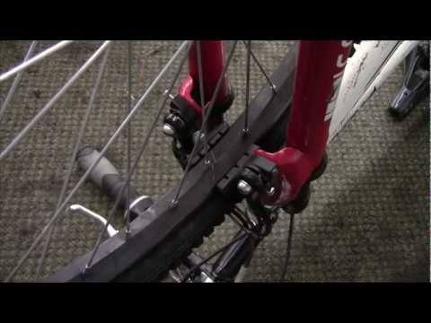 How to True (Straighten) a Bicycle Wheel