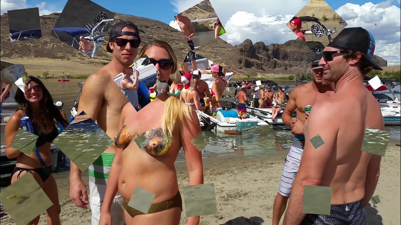 Weekend Getaway Crescent Bar 2016 Pasties Booth Youtube