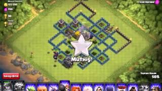 Clash of clans hile rootsuz 0 de 00 calisir