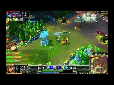 League of Legends - Karthus double deaths two times! by skhullya