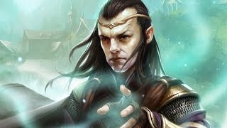 Greetings all! This is a video about Elrond the Lord of Rivendell. ...