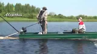 ''Утятник'' і мотор болотоход від компанії Мефодій