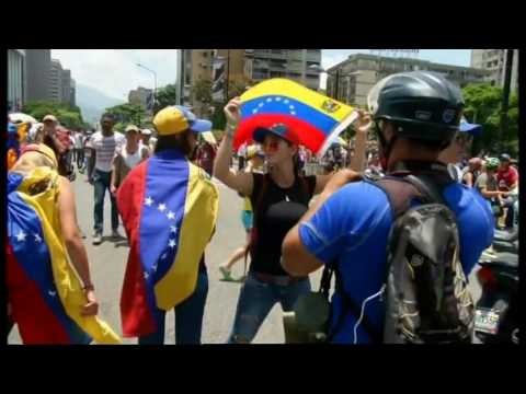 More killed, hundreds injured in Venezuela protests