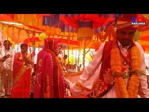 Real Banjara Traditional Marriage || Pls Watch Lambadi Gota Video || 3TV BANJARAA