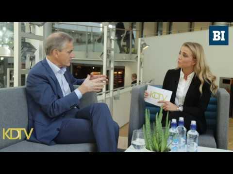 Interview Jonas Gahr Støre
