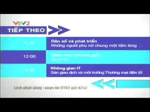 Tiếp theo trên VTV2 | 11h30 – 12h30, 05/03/2010 (không đầy đủ) | Đài Truyền hình Việt Nam