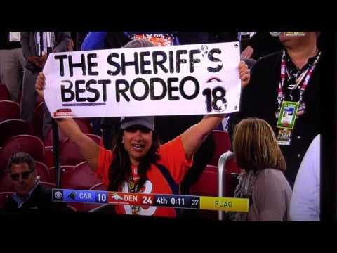 Denver Broncos 2015 Super Bowl 50 Champions