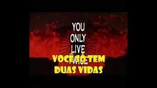 Nancy Sinatra - you only live twice ( 007 opening theme )  - legendado -  tradução
