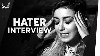 Anni The Duck im Hater-Interview