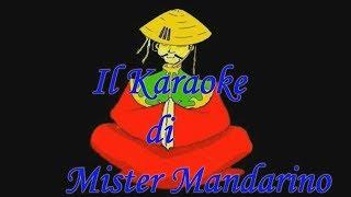 Massimo Ranieri - Rose rosse . . . . . ( Karaoke italiano - Fair use )