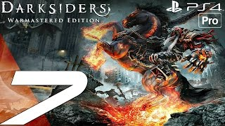 Darksiders Warmastered Edition - Gameplay Walkthrough Part 7 - The Ashlands & Ruin Horse (PS4 PRO)