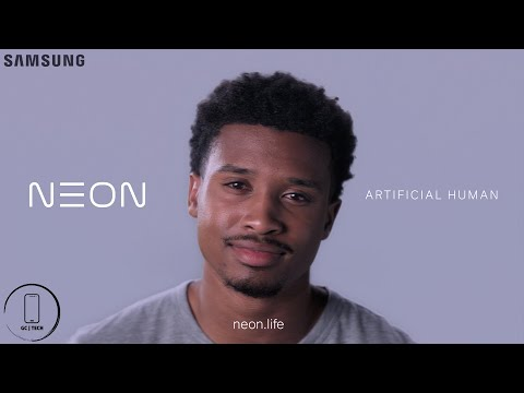 Samsung subsidiary STAR Labs showcases Neon, an 'artificial human' project