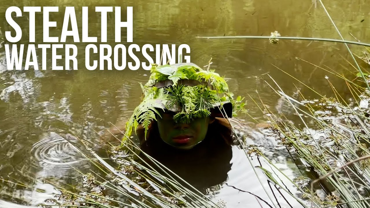 Stealth Water Crossing | ON Three