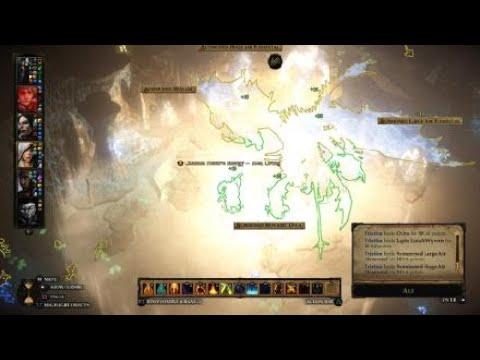 Pathfinder: Kingmaker Ithuliak Boss Fight |