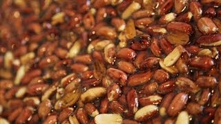 """ PEANUT BRITTLE "" Bajias Cooking"