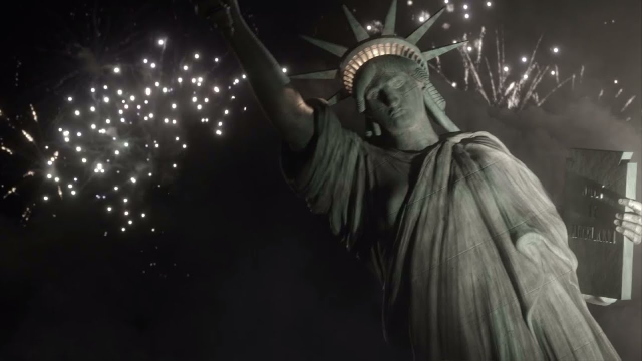 Download Statue of Liberty Destroyed - The Man in the High Castle