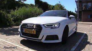 audi a3 2017 test drive in depth review interior exterior new facelift