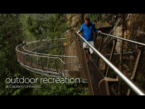 Outdoor Recreation Management & Tourism Management at Capilano University (Part 3)