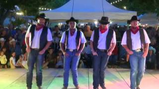 COUNTRY ROQUE FESTIVAL - FRANCE - ELECTRIC COYOTE GANG-SHOW