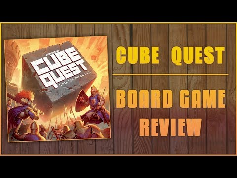 Major Sven Reviews Cube Quest