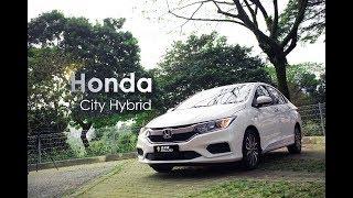 【车库试驾】Honda City Hybrid