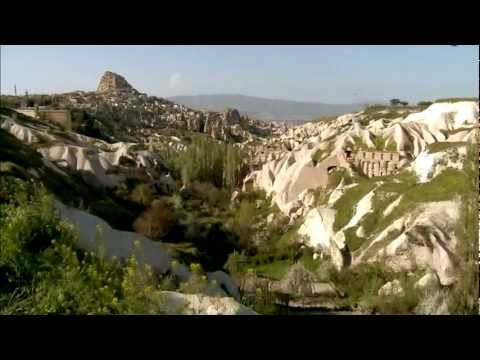 Andrew Rogers: Time and Space, Turkey (Clip)