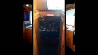 puget trawler 40 tri cabin tri cabin boatshed com boat ref 211661