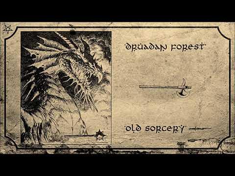 DRUADAN FOREST / OLD SORCERY split LP preview (OFFICIAL)