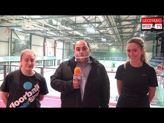 Legnano Web TV Presenta Lugano Unihockey
