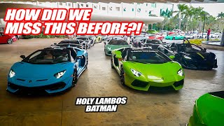 Going On A 100+ Lamborghini Only Rally BY ACCIDENT...
