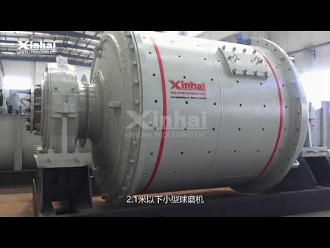 Mineral Processing EPC- Equipment Manufacture, Xinhai(Part Two)