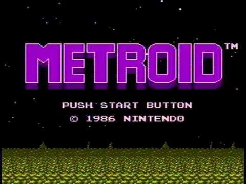 Metroid - Title Theme (Analog Synth remake)