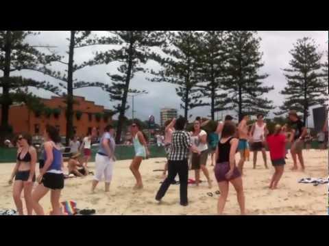 Good Feeling Flo Rida Flashmob Dance