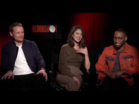 Bloodshot: Sam Heughan, Eiza Gonzalez, Lamorne Morris, Naked Nightmare, Playing W Fairies, Revenge