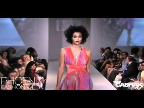 Oday Shakar Interview at Phoenix Fashion Week 2010