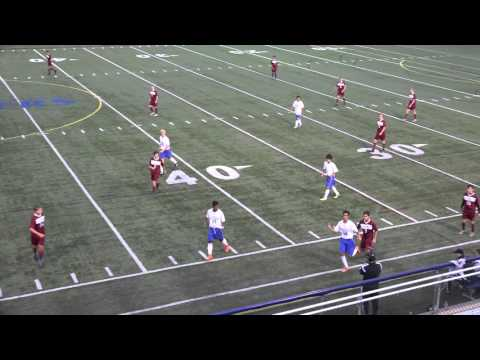Middletown High School vs Caravel Academy Boys Soccer in 4K