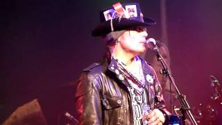 Adam Ant - Antmusic (live @ Scala / London)