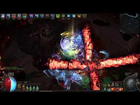 AL8 Sirus Kill - 3m20s - 14 Million DPS - Baron Zombies+Skeletons