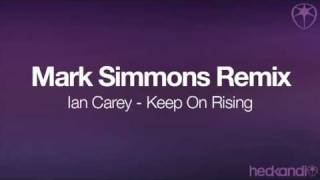 Ian Carey - Keep On Rising (Mark Simmons Remix)