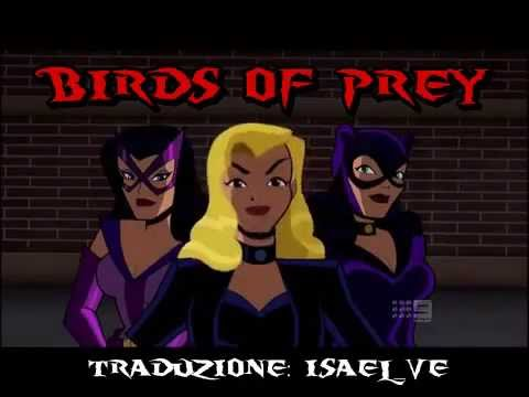 Birds of Prey [Batman] (Lyrics, Karaoke e Traduzione in ital