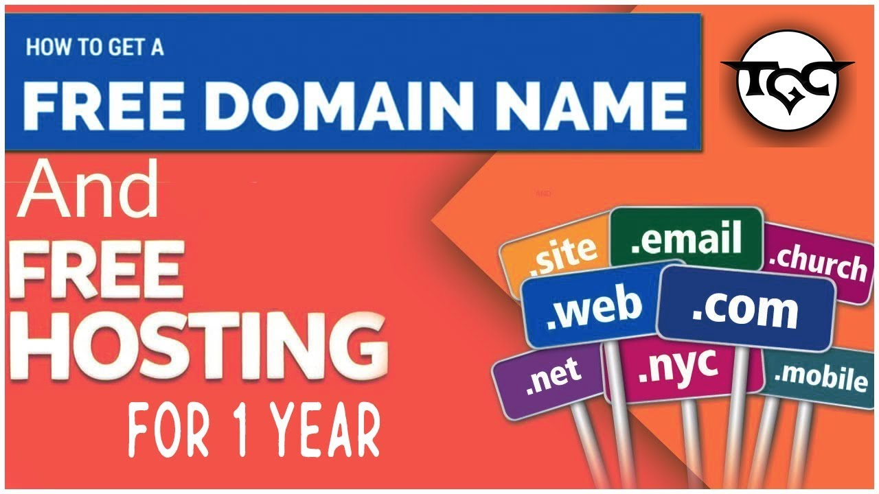 How to Get Free Domain Name and Hosting for One Year [100% Working] [No Coding Needed]