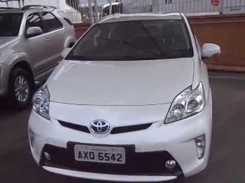 Carros Usados Toyota >> Toyota Prius 1 8 16v Hibrido 2013 Carros Usados Espaco Toyota