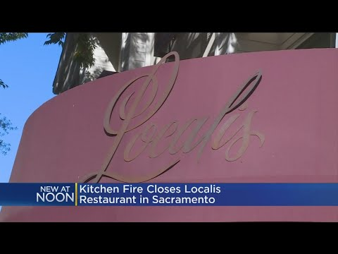 Fire Breaks Out At Localis Restaurant In Sacramento