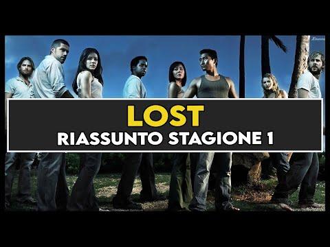 """""""LOST"""" stagione 1 in 8 minuti"""