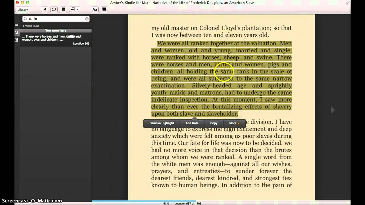 How To Annotate On A Kindle