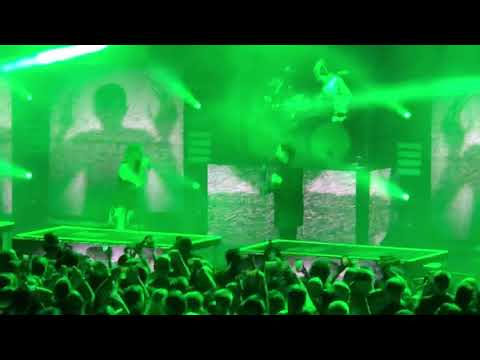 Helter Skelter LIVE Detroit 7/11/18 Rob Zombie & Marilyn Manson Twins of Evil Tour
