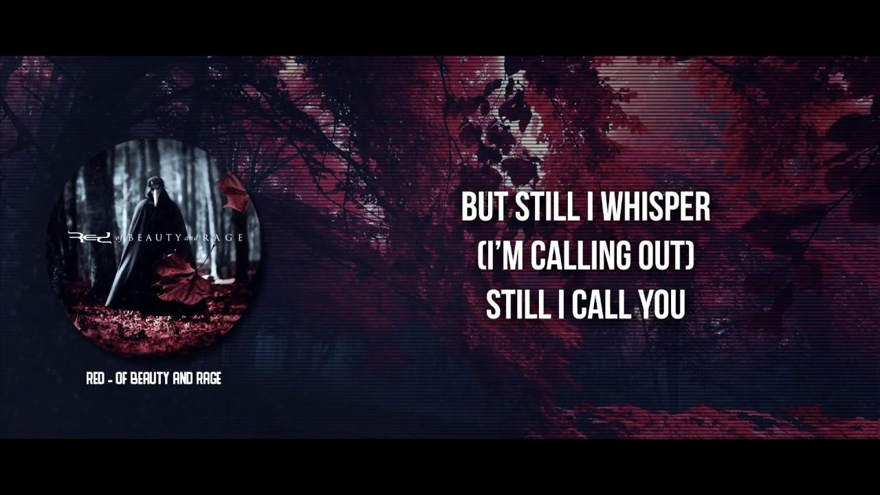 Red Of Beauty And Rage Lyrics
