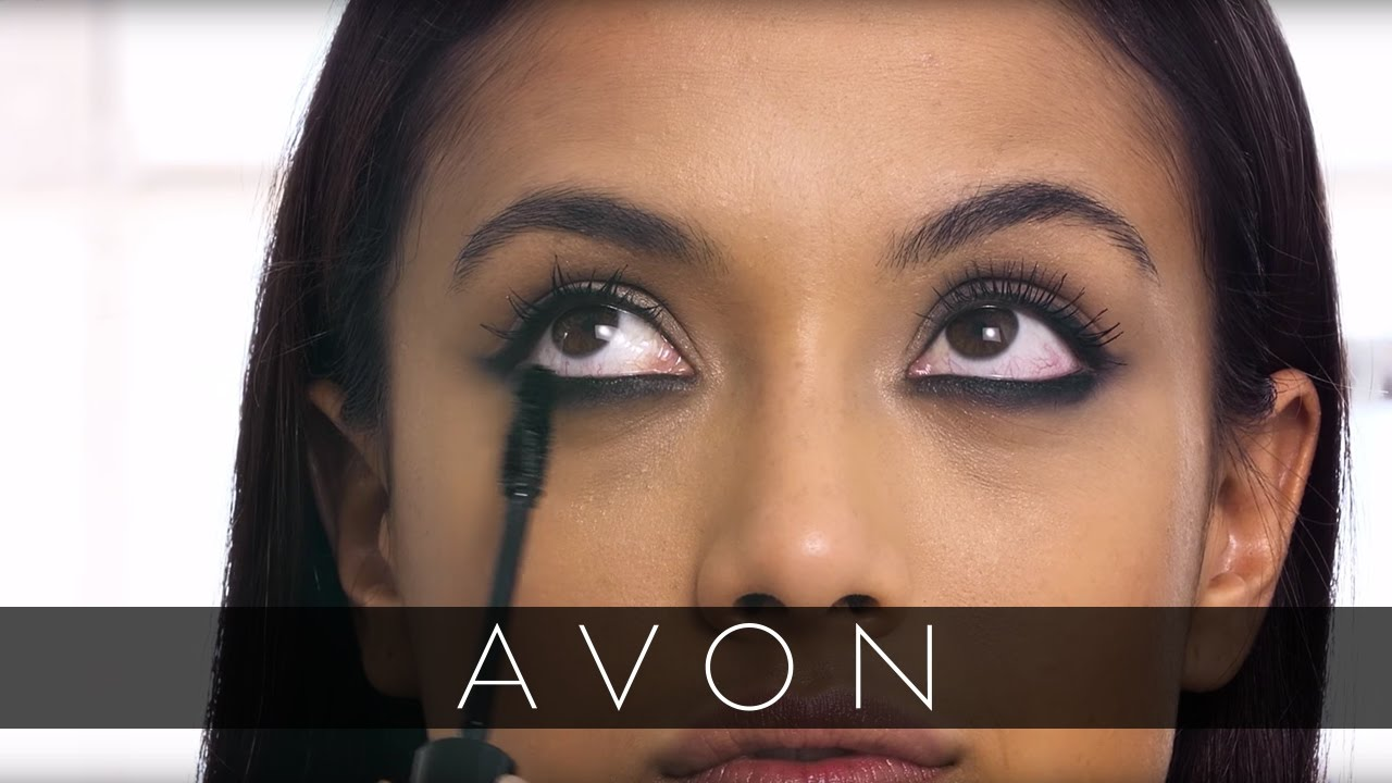 Smudged Eyeliner Tutorial With Lauren Andersen Avon Youtube