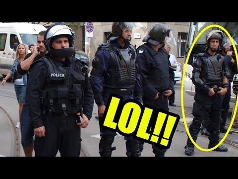 Hot police meme
