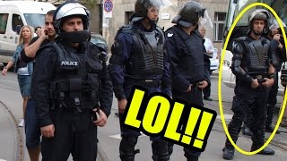 Funny Police Compilation (October 2016)